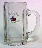 Perfect Pils - Beer mug with colourless handle