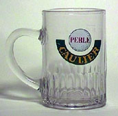 Perle Caulier - Beer mug with handle left